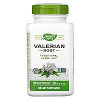 Валеріана, nature's Way, 530 мг, 180 кап.