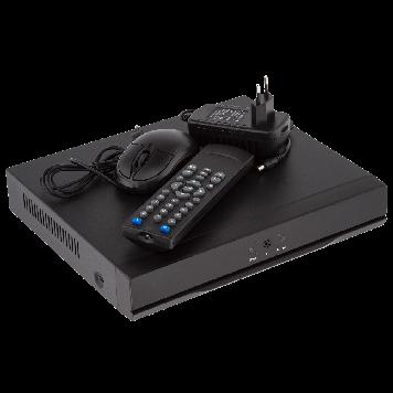 БУ Гибридный видеорегистратор AHD GreenVision GV-A-S033/08 1080N (Lite)