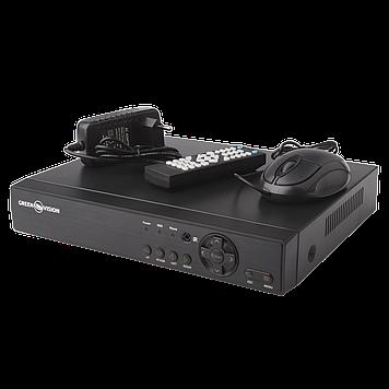 AHD видеорегистратор 4-канальный GREEN VISION GV-A-S 030/04 1080P