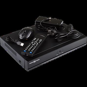 IP видеорегистратор NVR 16-канальный Green Vision GV-N-S003/16 960P