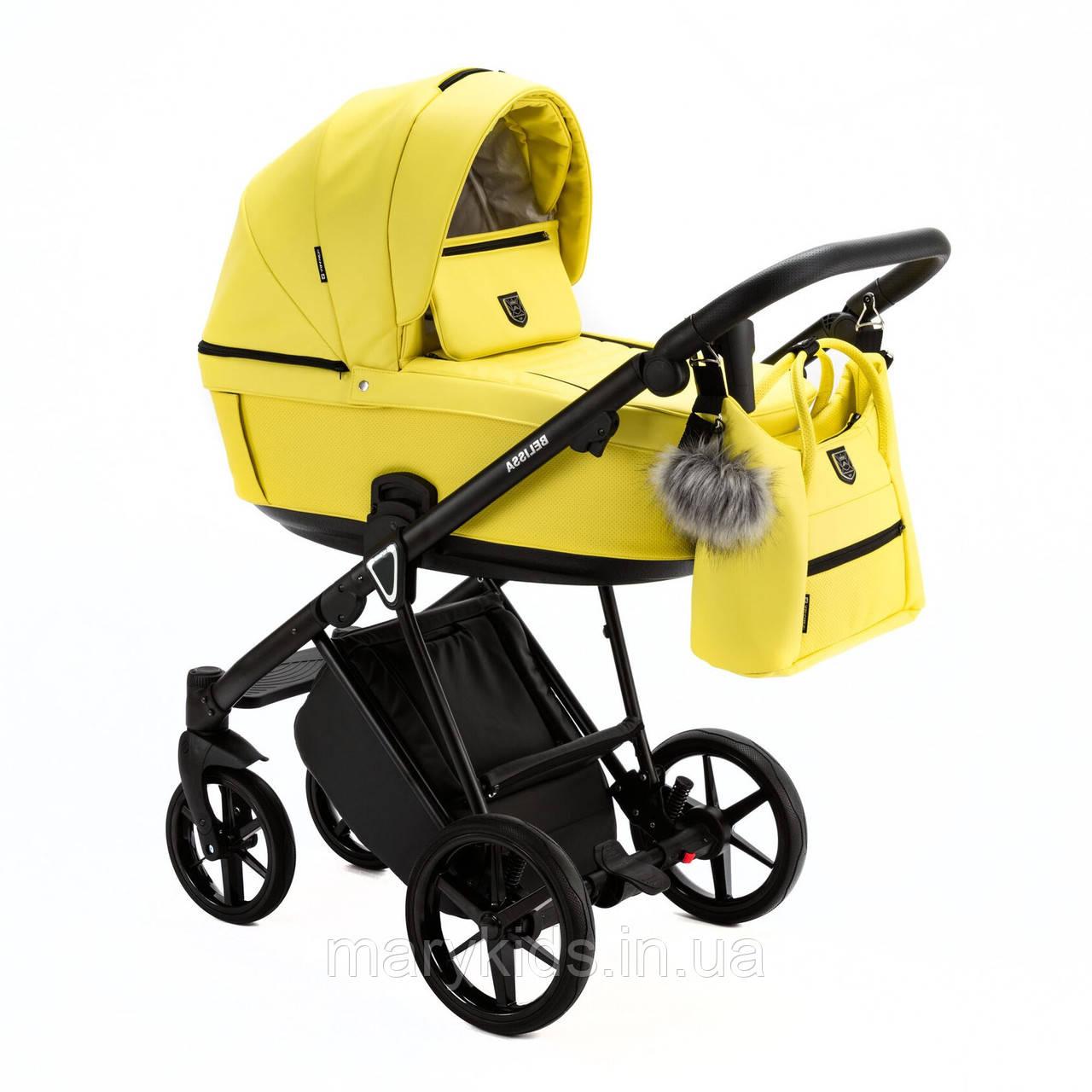 Детская универсальная коляска 2 в 1 Adamex Belissa SA-22