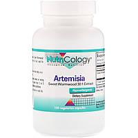 Полынь (Artemisia), Nutricology,  100 капсул