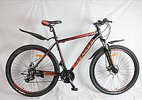 """Велосипед 29"""" GENERAL 10,0  ALLOY (21 sp) красно-черный"""