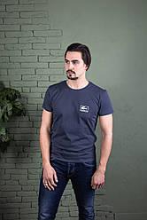 Однотонна футболка прилеглого силуету Lacoste (кольори в асортименті)