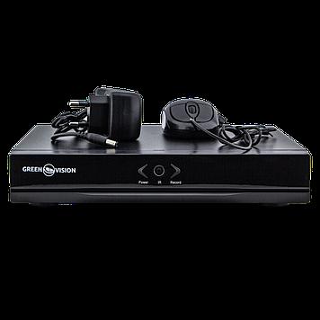 УЦ 4235 Видеорегистратор NVR  Green Vision GV-N-S 001/08 1080p
