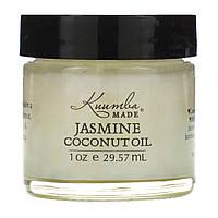 Kuumba Made, Масло кокоса с жасмином, 1 унция (29,57 мл), фото 1