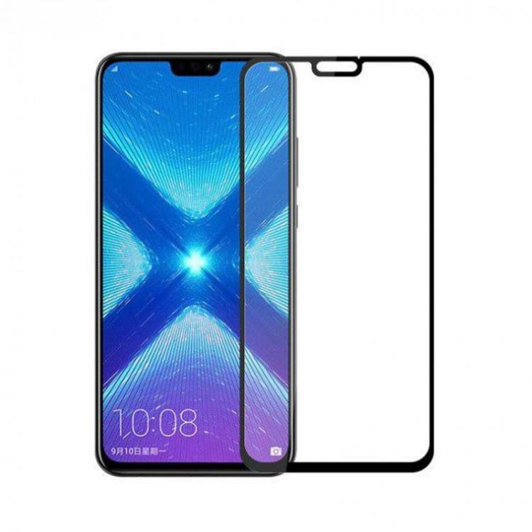 Захисне скло 5D Glass для Huawei Honor 8X Black (PG-000838)