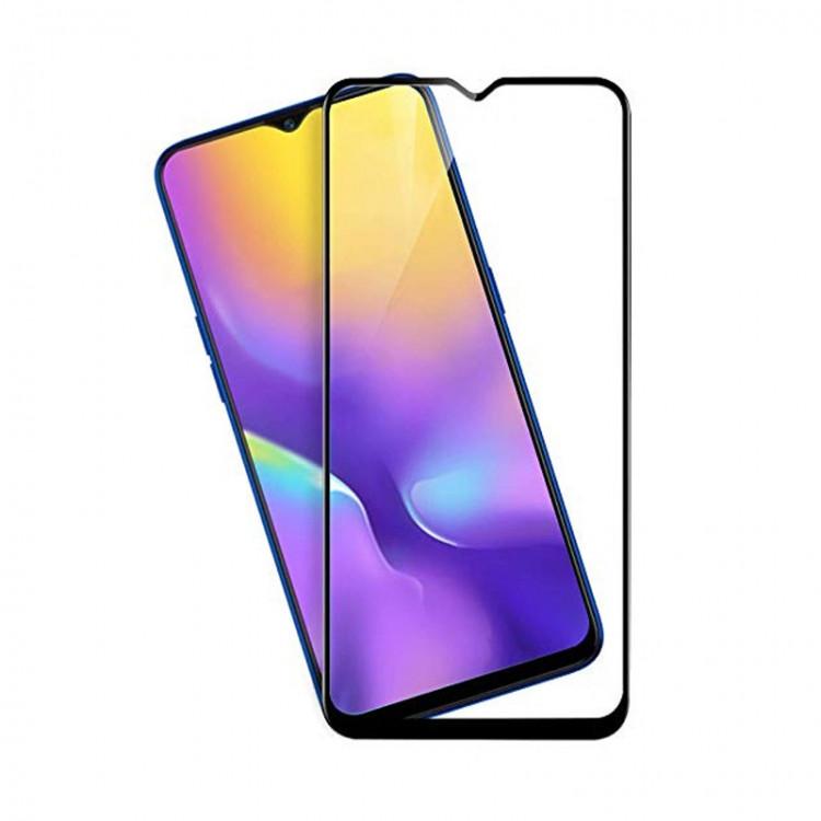 Захисне скло 5D Glass для Samsung Galaxy M30/M305 Black (PG-000854)