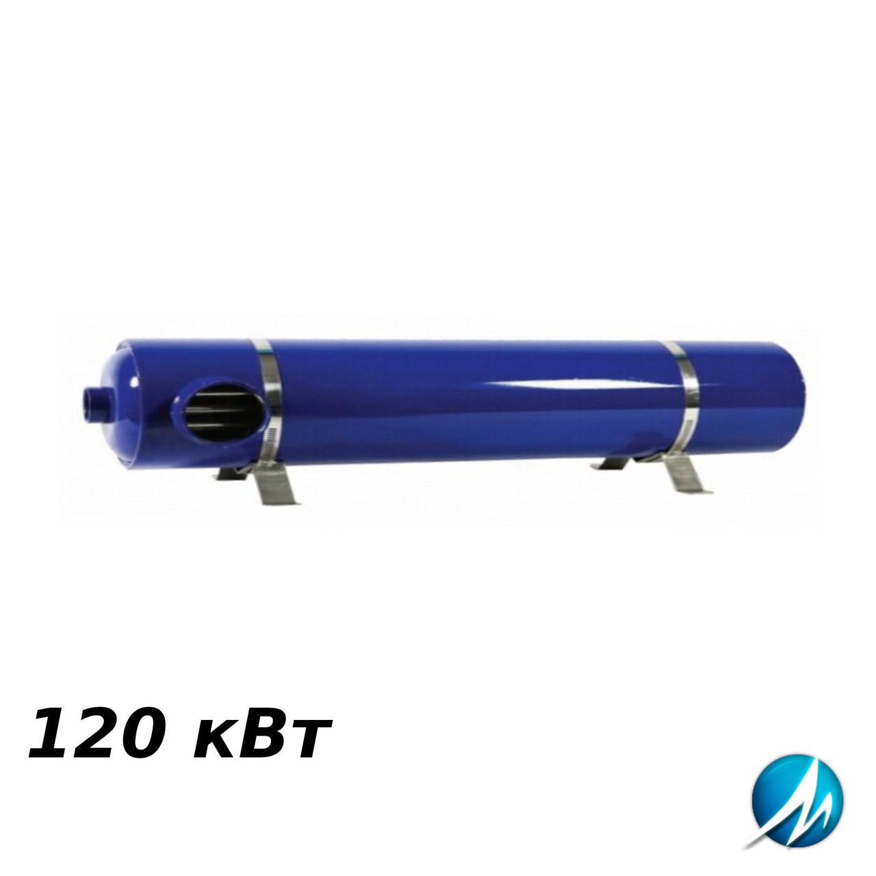 Теплообмінник Emaux HE 120 кВт