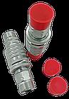 Муфта разрывная (клапан) евро двухсторонняя S32 (М27х1,5) Н.036.52.100к, фото 2