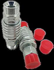 Муфта разрывная (клапан) евро двухсторонняя S32 (М27х1,5) Н.036.52.100к