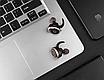 Беспроводные наушники Bluetooth Awei T1 Twins Earphones Black (008540), фото 4