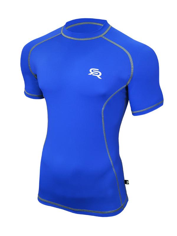 Футболка спортивная Radical Spin XL Синий (r0340)