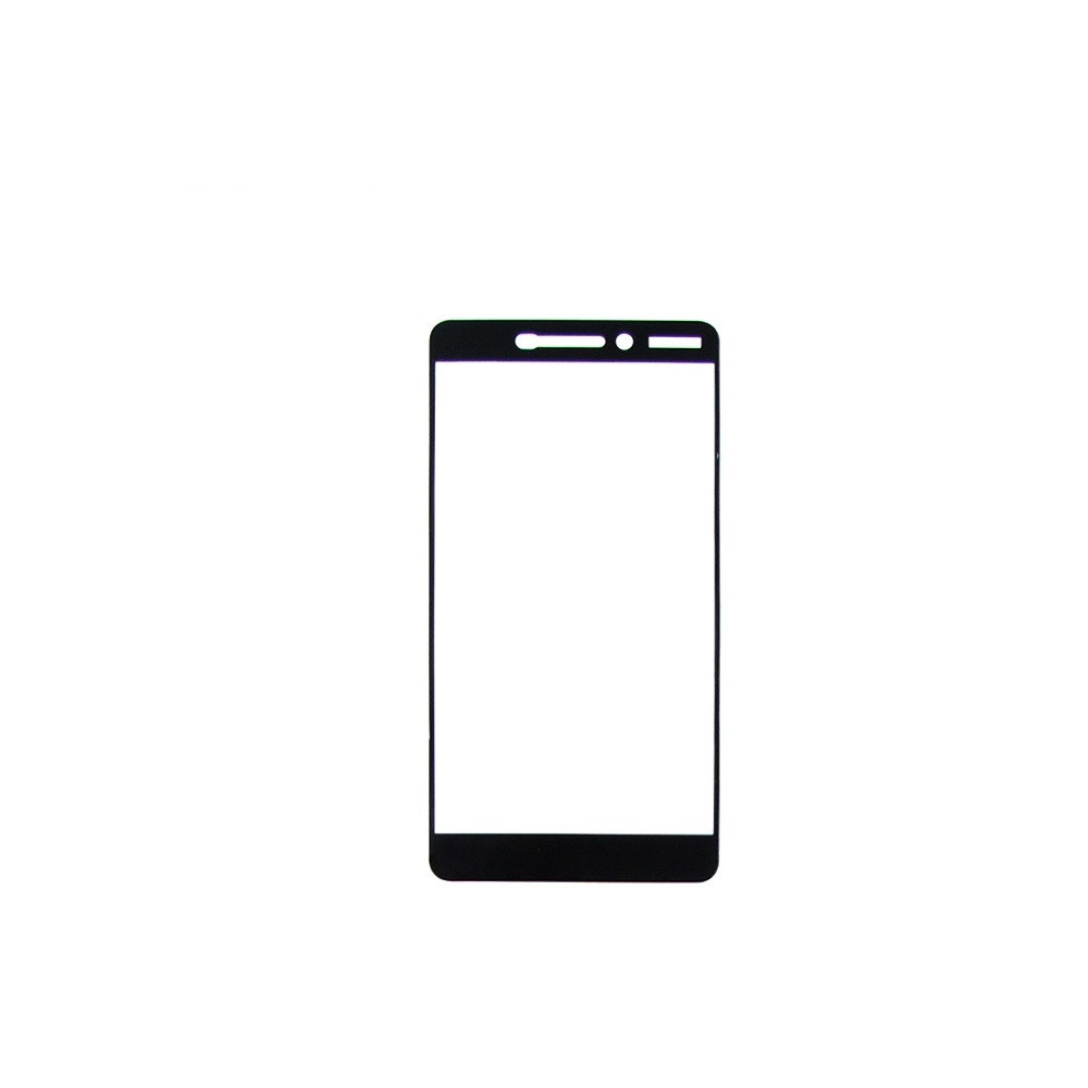 Захисне скло Glass 2.5 D Full Glue для Nokia 6.1 Black (15875)