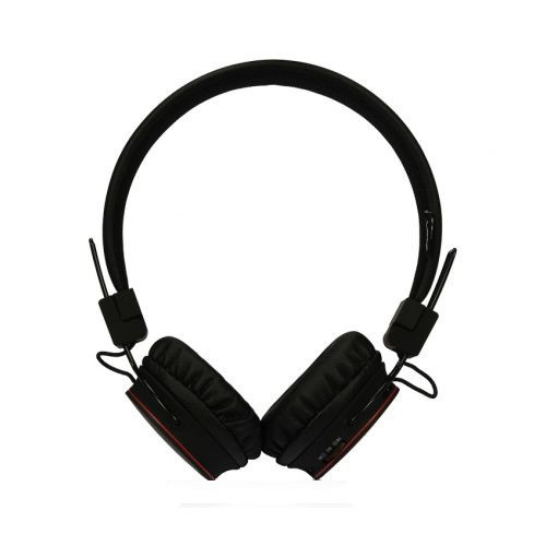 Бездротові bluetooth-навушники MDR X2 microSD Black (007258)