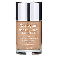 Neutrogena, Здорова шкіра, рідкий макіяж, класичний колір слонової кістки 10, 1 рідка унція (30 мл), фото 1