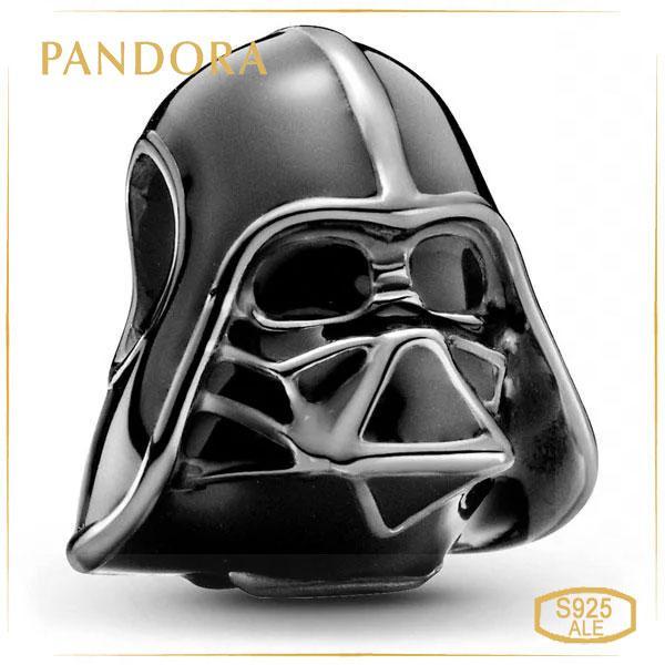"""Пандора Шарм """"Дарт Вейдер"""" Звездные Войны Pandora 799256C01"""