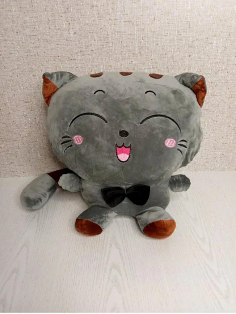 Плед - мягкая игрушка 3 в 1 (Котики)