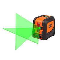 Лазерний рівень / Зелений промінь  Tex.AC ТА-04-012  / 3 роки гарантія, фото 1