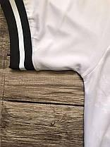 Футбольная форма для команд ADIDAS белый (Реплика), фото 3