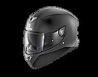 Мотошолом SHARK SKWAL 2 Mat (чорний), фото 1