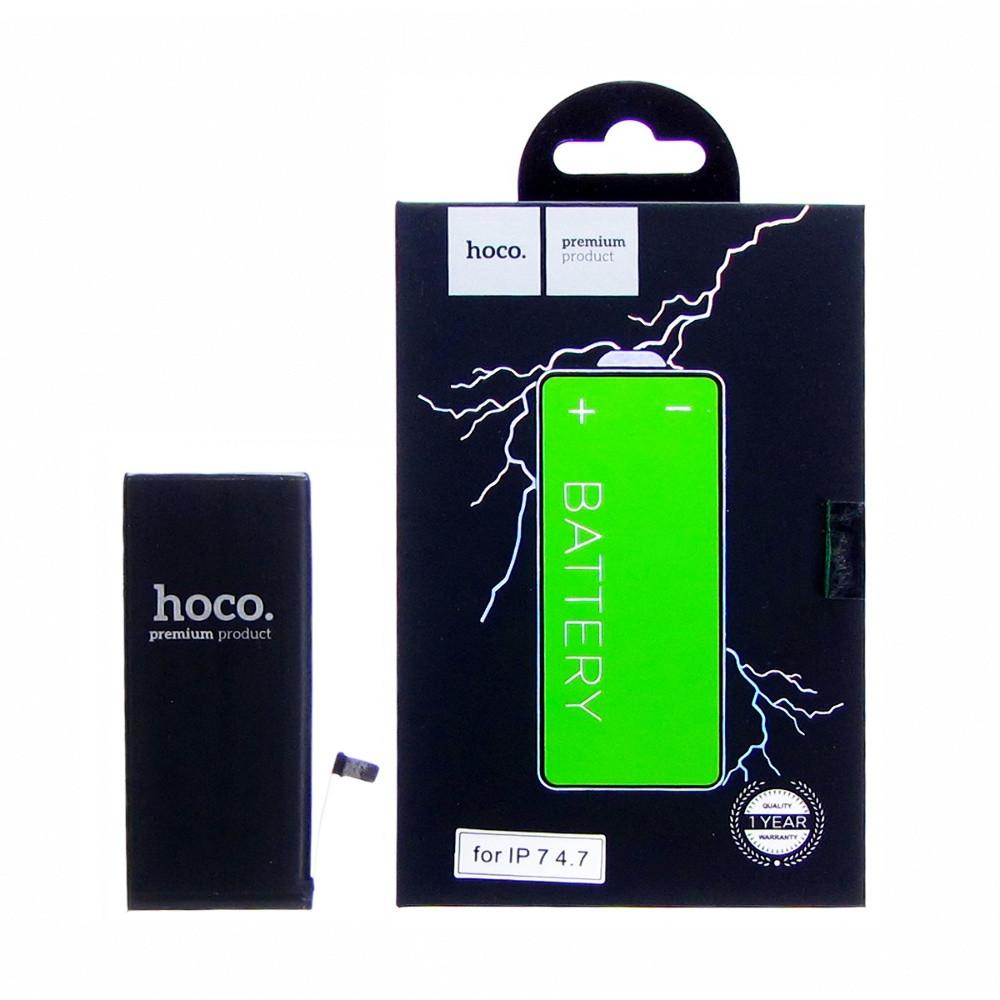 Акумулятор Hoco для Apple iPhone 7 1960 mAh Чорний (18453)