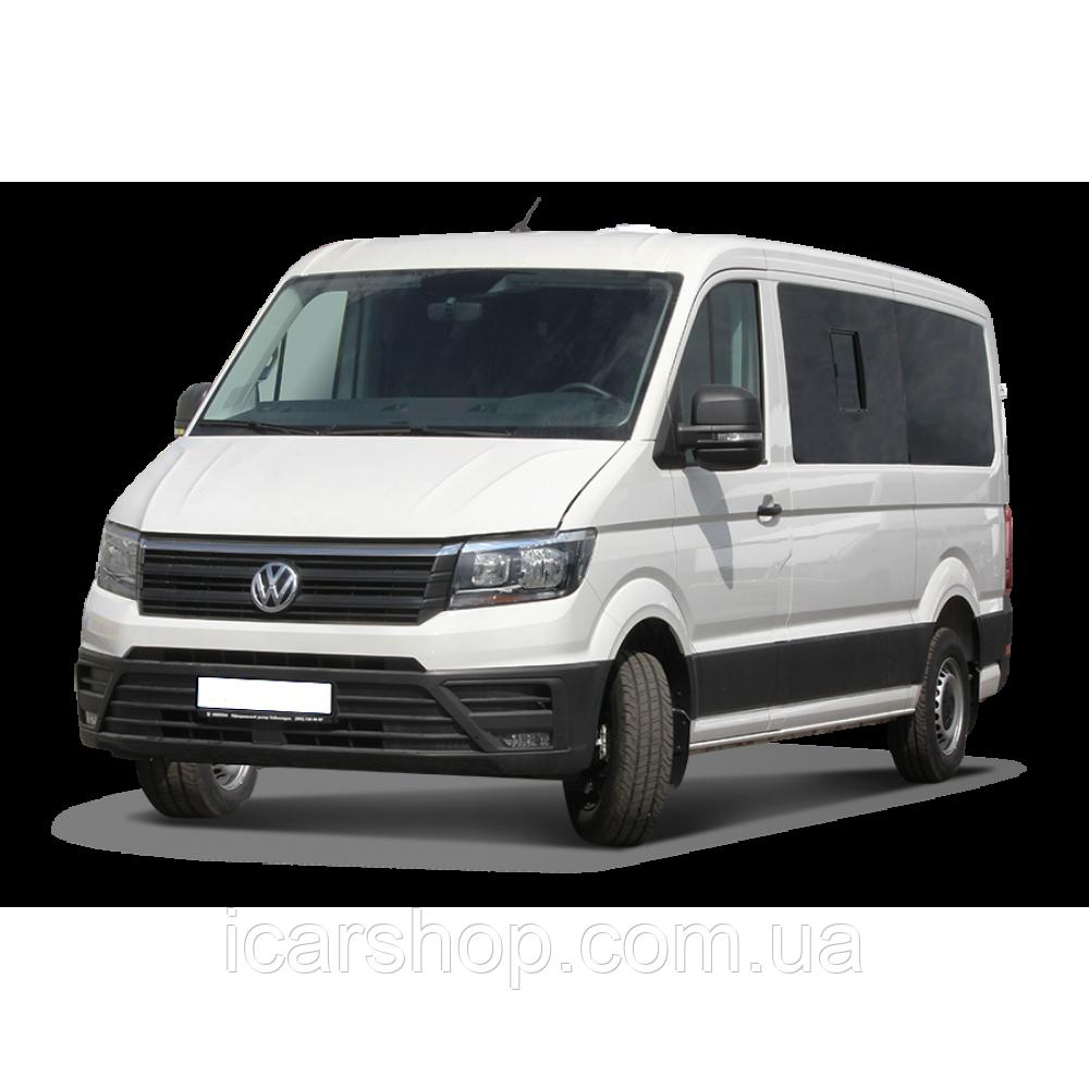 Скло VW. Transporter Т-5 03 - Розсувне вікно для блоку LuckyGlass
