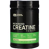 Креатин ( Micronized Creatine), Optimum Nutrition, 1.2 кг
