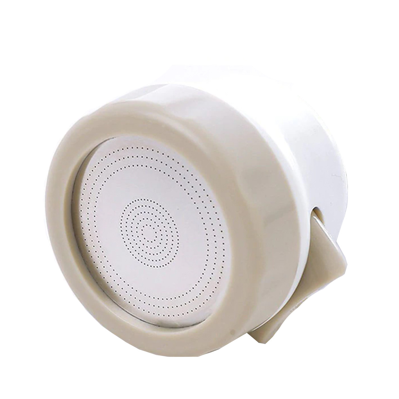 Насадка-распылитель на кран Ginetarr A002 Белый с бежевым (2930-9135)