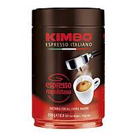 Кава мелена Kimbo Espresso Napoletano в банку 250 г