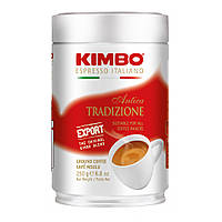 Кава мелена Kimbo Antica Tradizione в банку 250 г