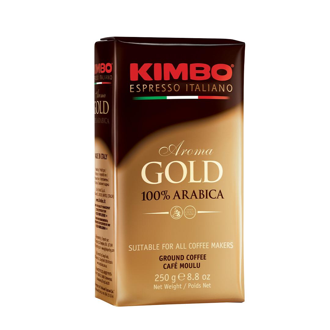 Кава мелена Kimbo Aroma Gold 250 г