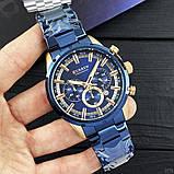 Curren 8355 Blue-Cuprum, фото 3