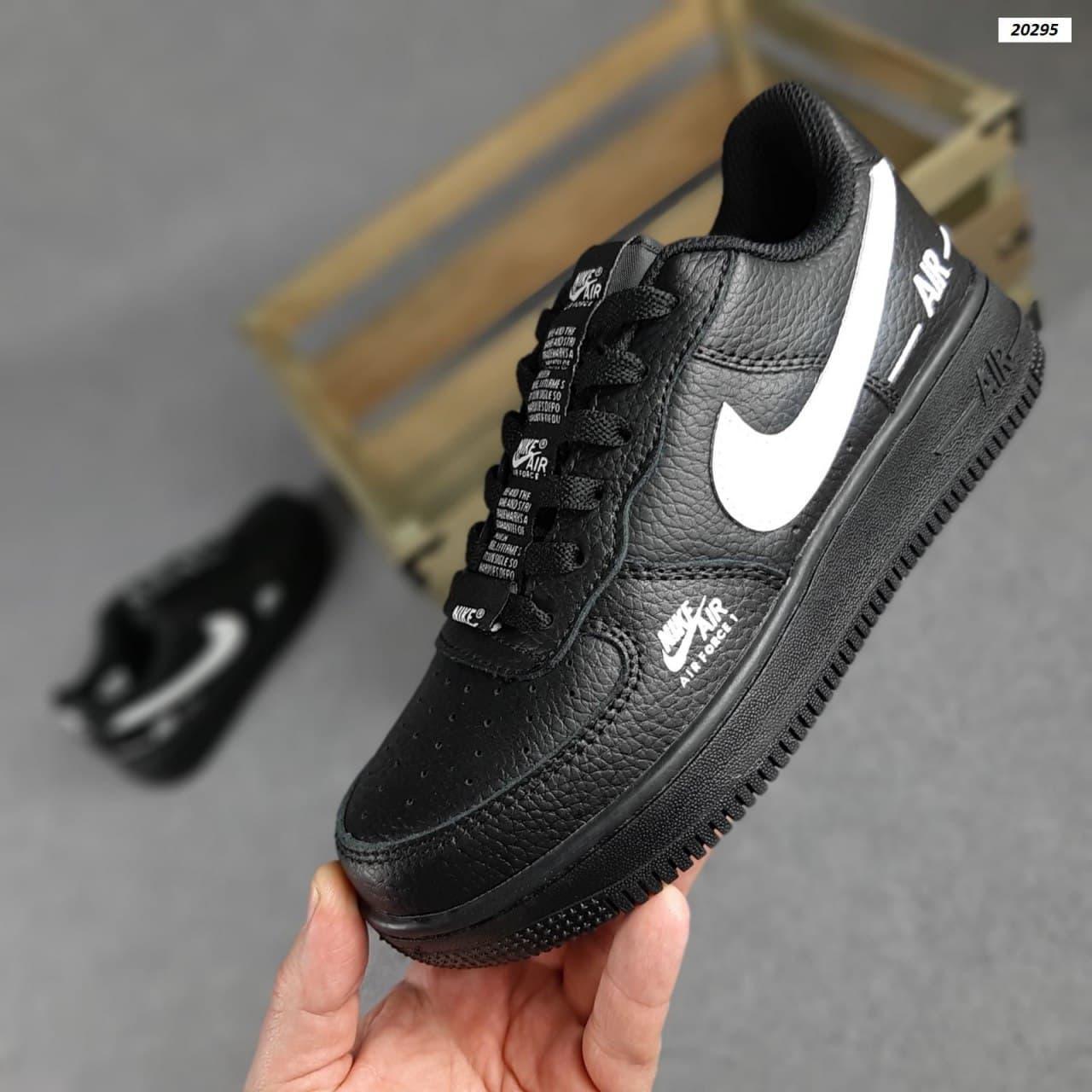 N1ke Air Force 1 кросівки чоловічі