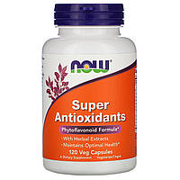Супер антиоксиданти, Now Foods, 120 капсул