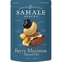 Миндальный микс, Almond Mix, Sahale Snacks, 198 г