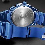 Naviforce NF9166 Blue-Silver, фото 2