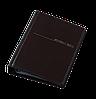 Визитница на кольцах на 200 визиток Panta Plast 268 х 160 мм винил 0304-0008 (чорна 0304-0008-01 x 28651)