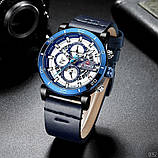 Naviforce NF9131 Blue-White, фото 2