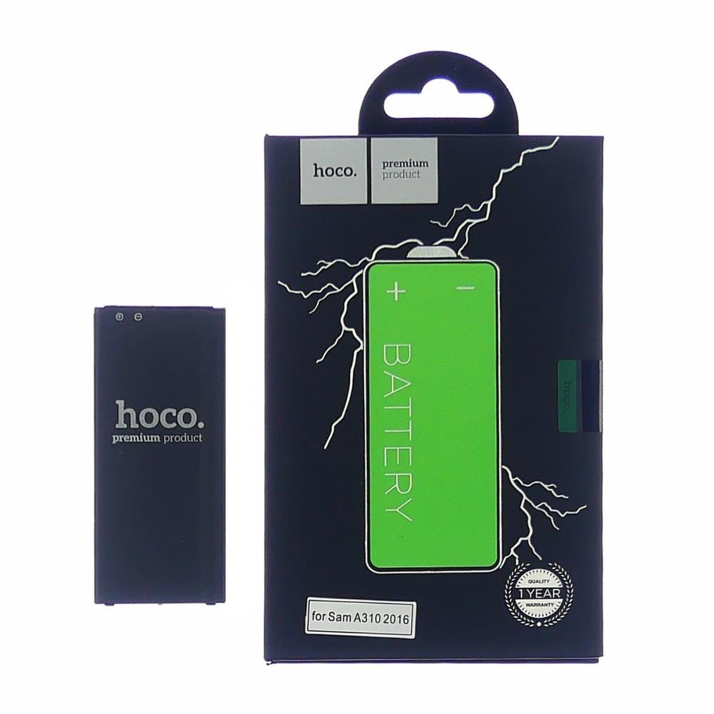 Аккумулятор Hoco EB-BA310ABE для Samsung A310 Galaxy A3 2016 2300 mAh (H20722)
