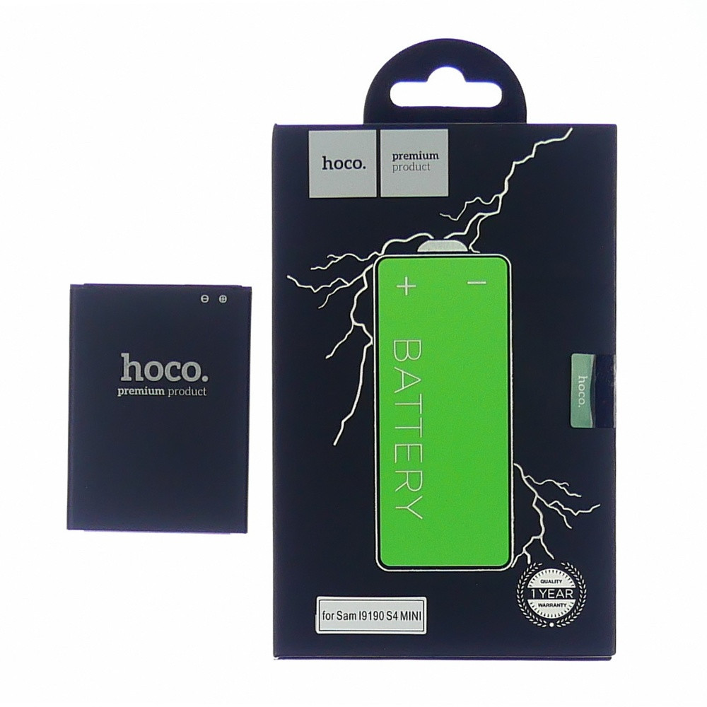 Акумулятор Hoco B500BE для Samsung i9190 Galaxy S4 Mini 1900 mAh (H20730)