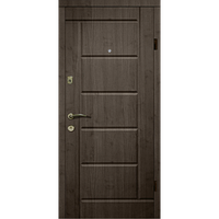 Вхідні двері Magda 116 венге південне Еліт тип 13