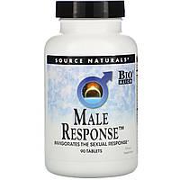 Чоловічий комплекс, Male Response, Source Naturals, 90 таблеток, фото 1