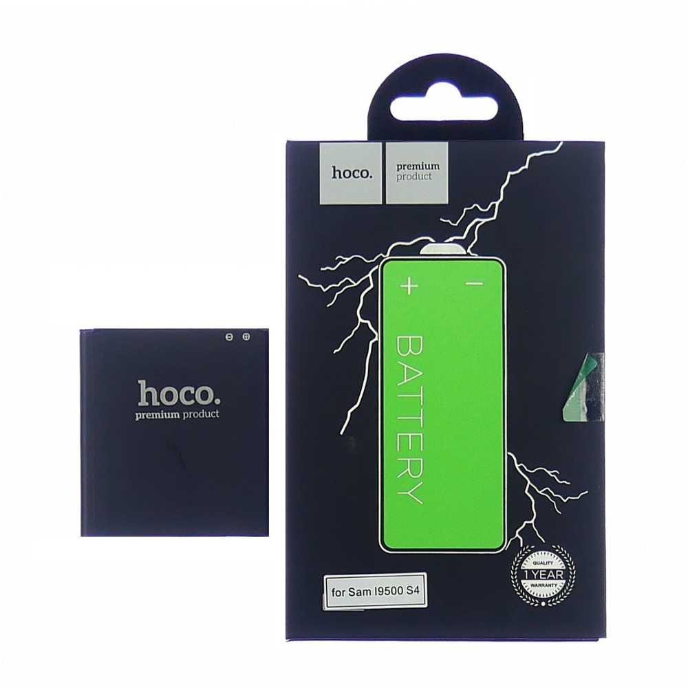 Акумулятор Hoco B600BC для Samsung i9500 Galaxy S4 2600 mAh (20732)