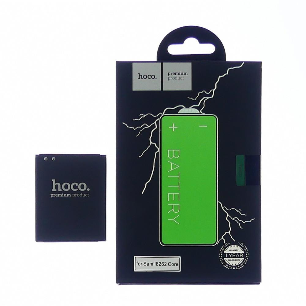 Акумулятор Hoco B150AE для Samsung i8262/i8260 Galaxy Core/G350E Galaxy 2 Plus Star 1800 mAh (20729)