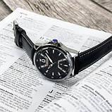 Годинник чоловічий Curren 8379 Silver-Black, фото 4