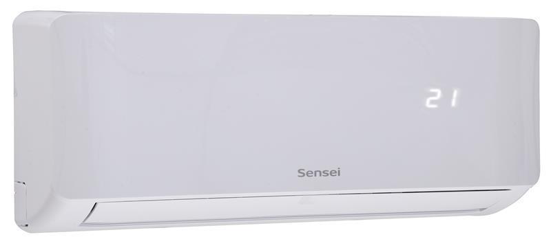Кондиционер Sensei SAC-08MBW серия Aquilon