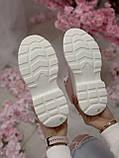 Стильні жіночі черевики ALEXANDER MCQUEEN Tread Slick Черевики (ВЕСНА/ОСІНЬ), фото 3