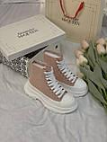 Стильні жіночі черевики ALEXANDER MCQUEEN Tread Slick Черевики (ВЕСНА/ОСІНЬ), фото 8