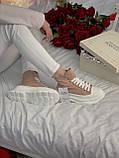Стильні жіночі черевики ALEXANDER MCQUEEN Tread Slick Черевики (ВЕСНА/ОСІНЬ), фото 10